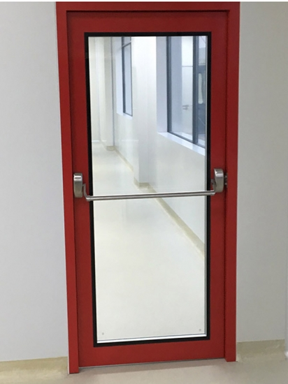 China clean room emergency door
